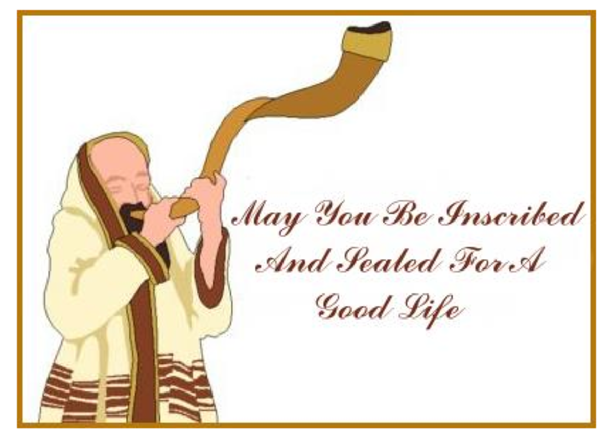May you be inscribed and sealed for a good life.