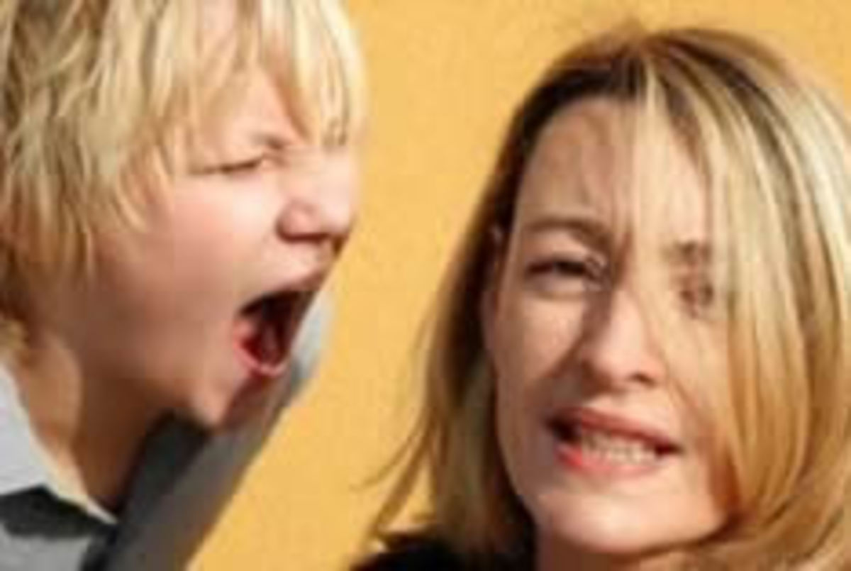 However, children have feelings and when they show unloving & disrespectful behavior to such parents, the latter become quite nonplussed & incensed that THEIR children would DARE show them any type of disrespect & less than courteous treatmen