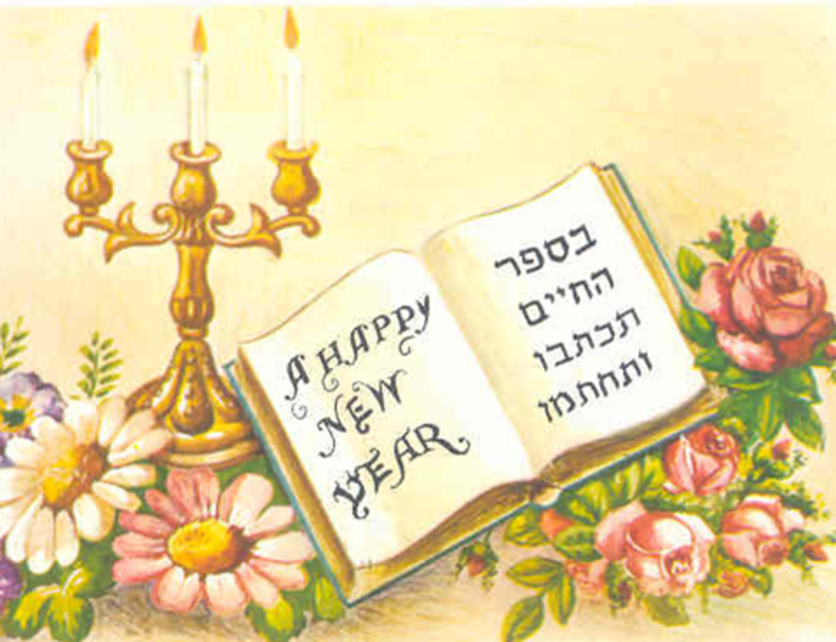 In the Book of Life – [May you be] inscribed and sealed.