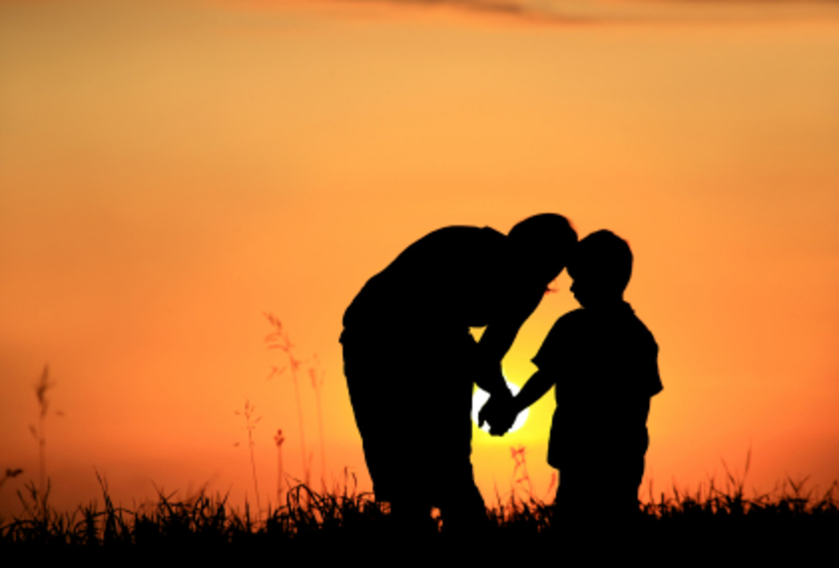 To respectful & loving parents, belittling or otherwise verbally or emotionally abusing their children is aberrant. To them, children deserve the utmost in respect & love.They view children as developing human beings, needing guidance & nurturance.