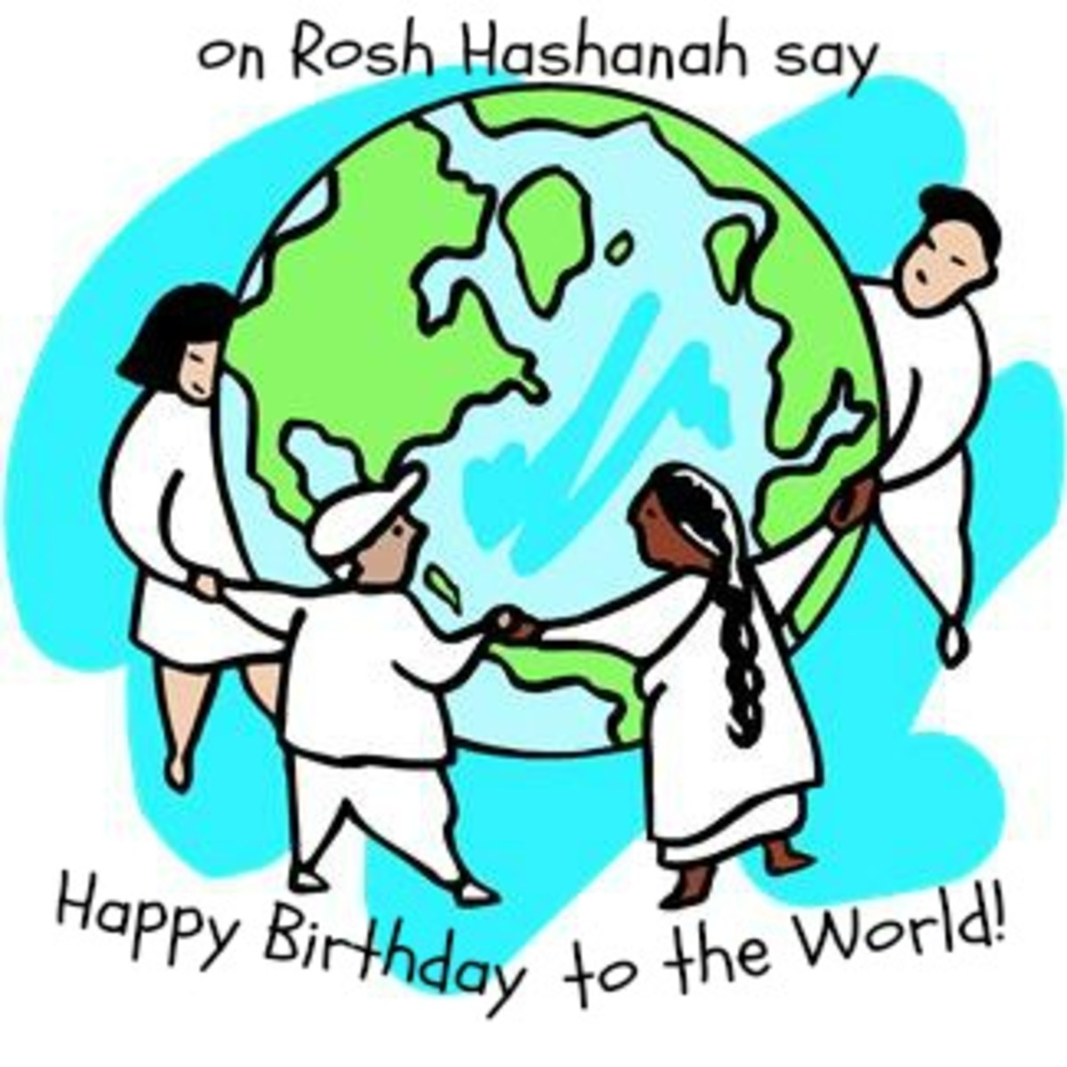 Happy Birthday to the World