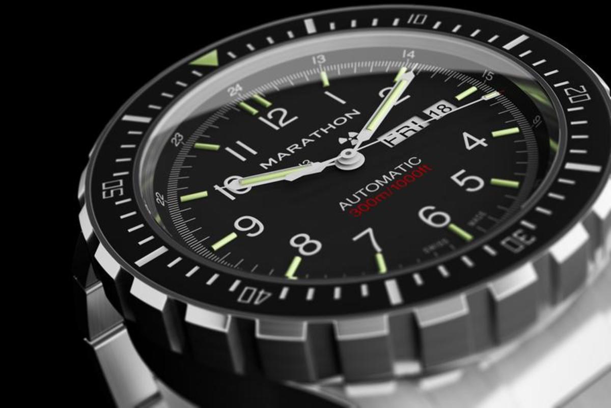 Military MARATHON Dive Watch