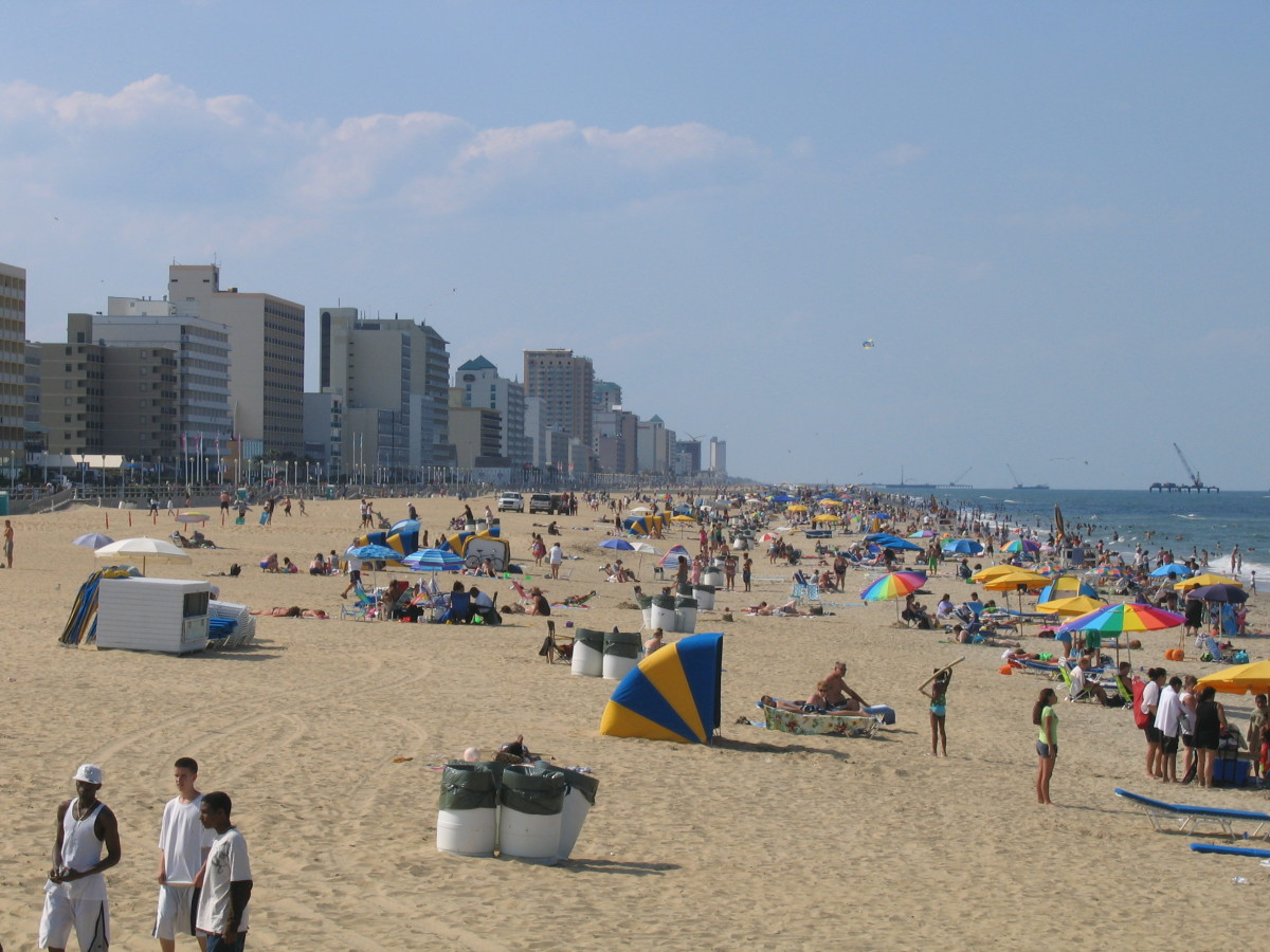 Virginia Beach: Where to Stay and What to Do