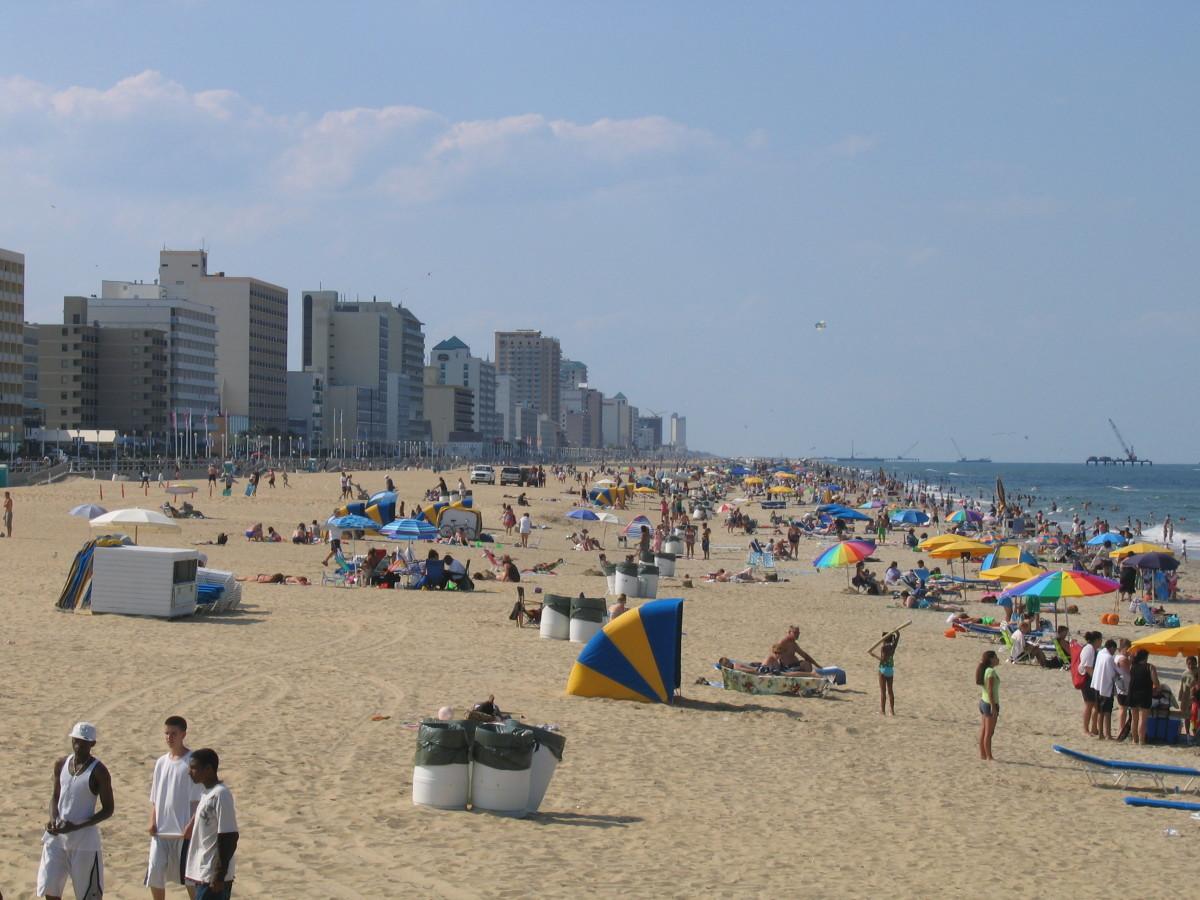 Picture Of Virginia Beach