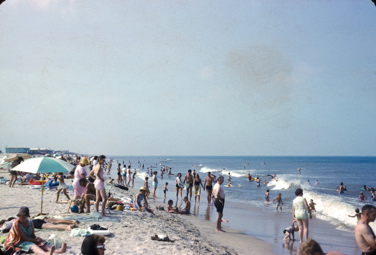 Picture Of Virginia Beach In 1965