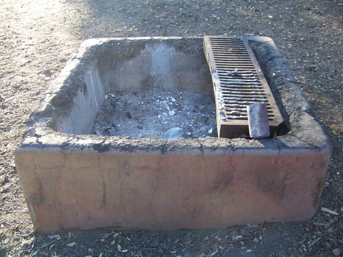 Campsites have fire pits available. However, bans are placed during fire season or based on conditions and fires may not be allowed during certain times of year. To use a camp stove, be sure to have a permit from the BLM office, located in Ukiah, CA.