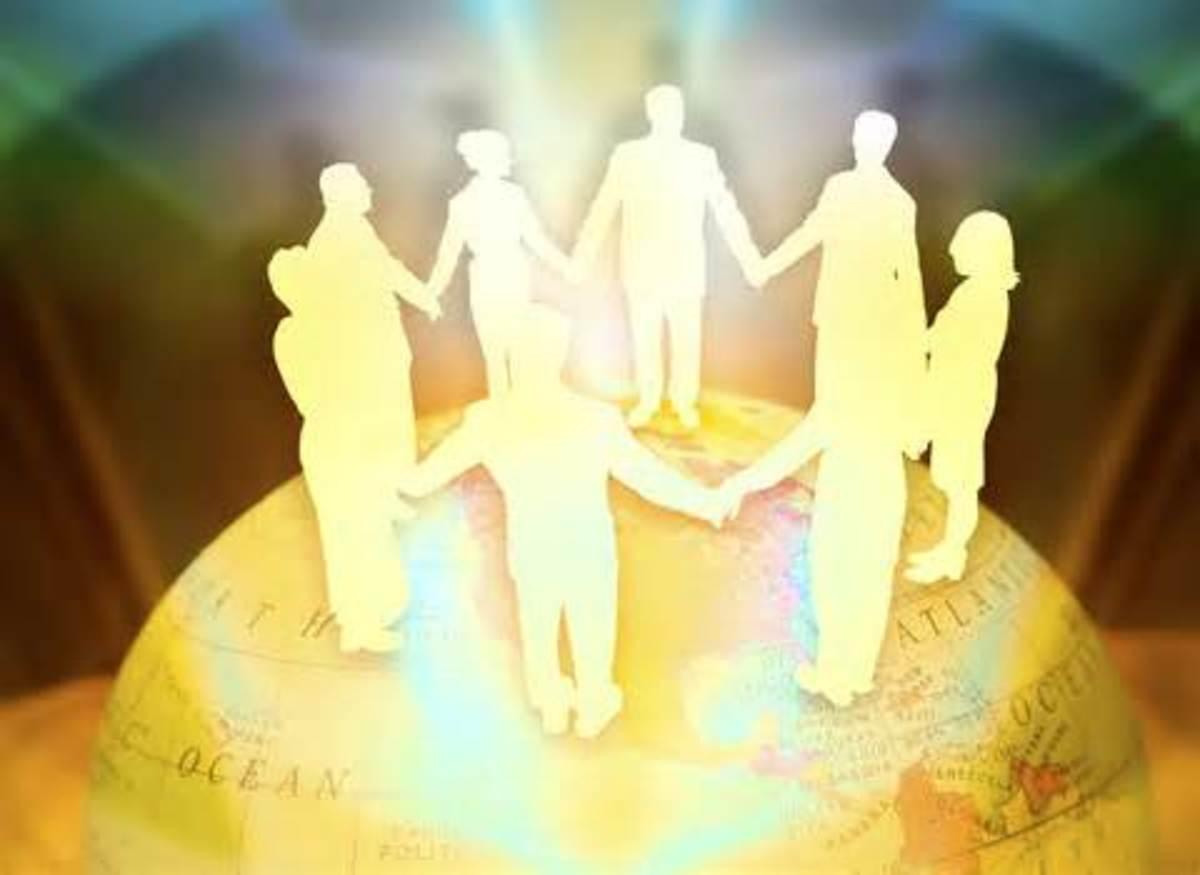Prayer lights up the path