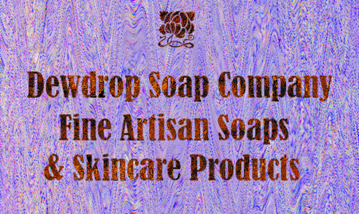 Finest all-natural artisan soaps, bath bombs, facial soaps, facial serums, and healing salves. The most luxurious bath and body products!
