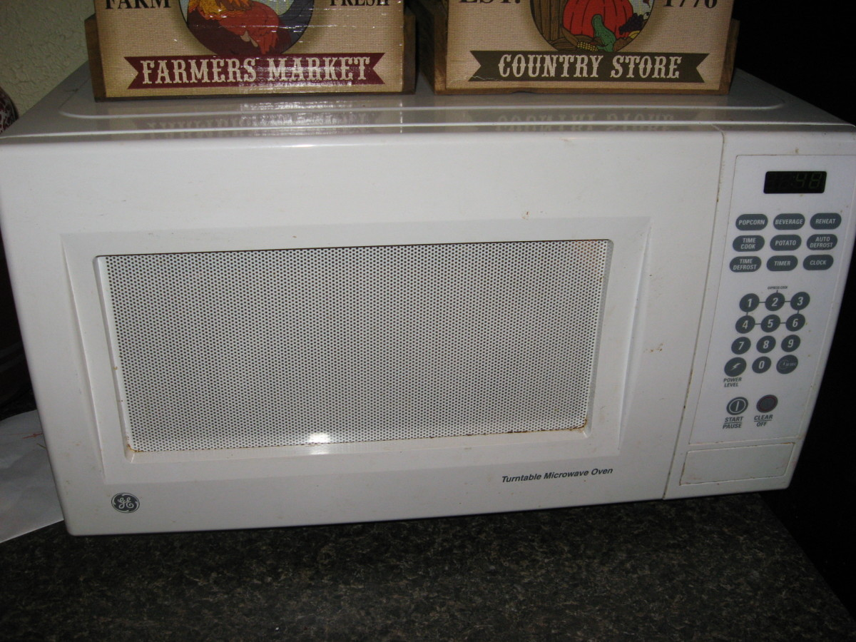 A microwave oven is a safe gift - unless the homeowner already has one.