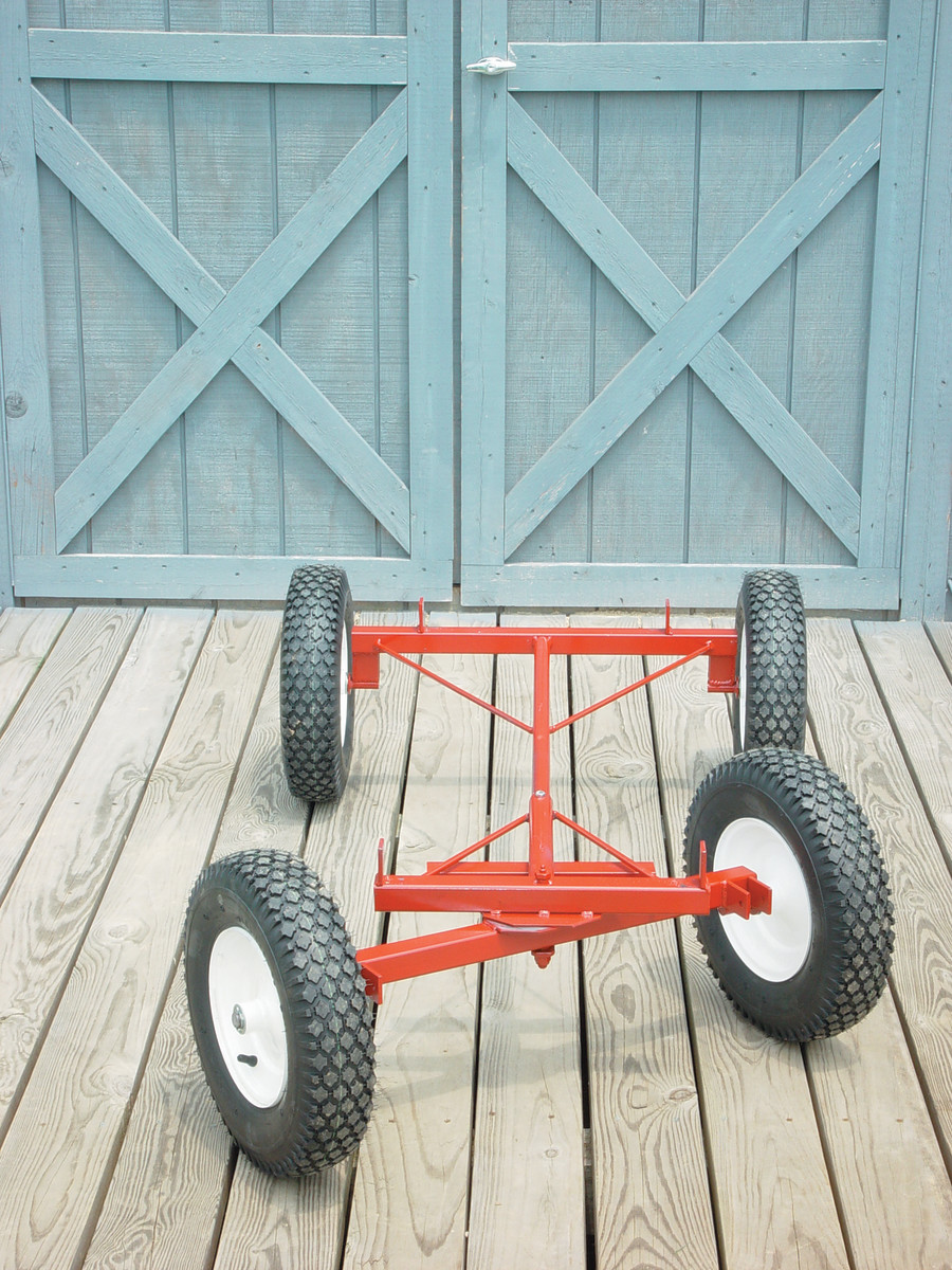 1200 lb wagon welded wagon gear for build your own wagon projects.