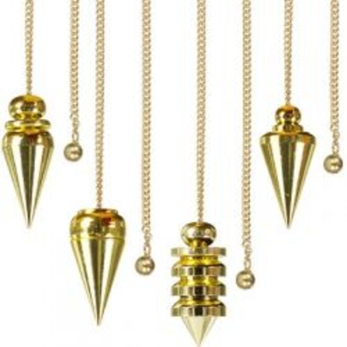 Pendulum Dowsing: Dowsing for Numbers | HubPages