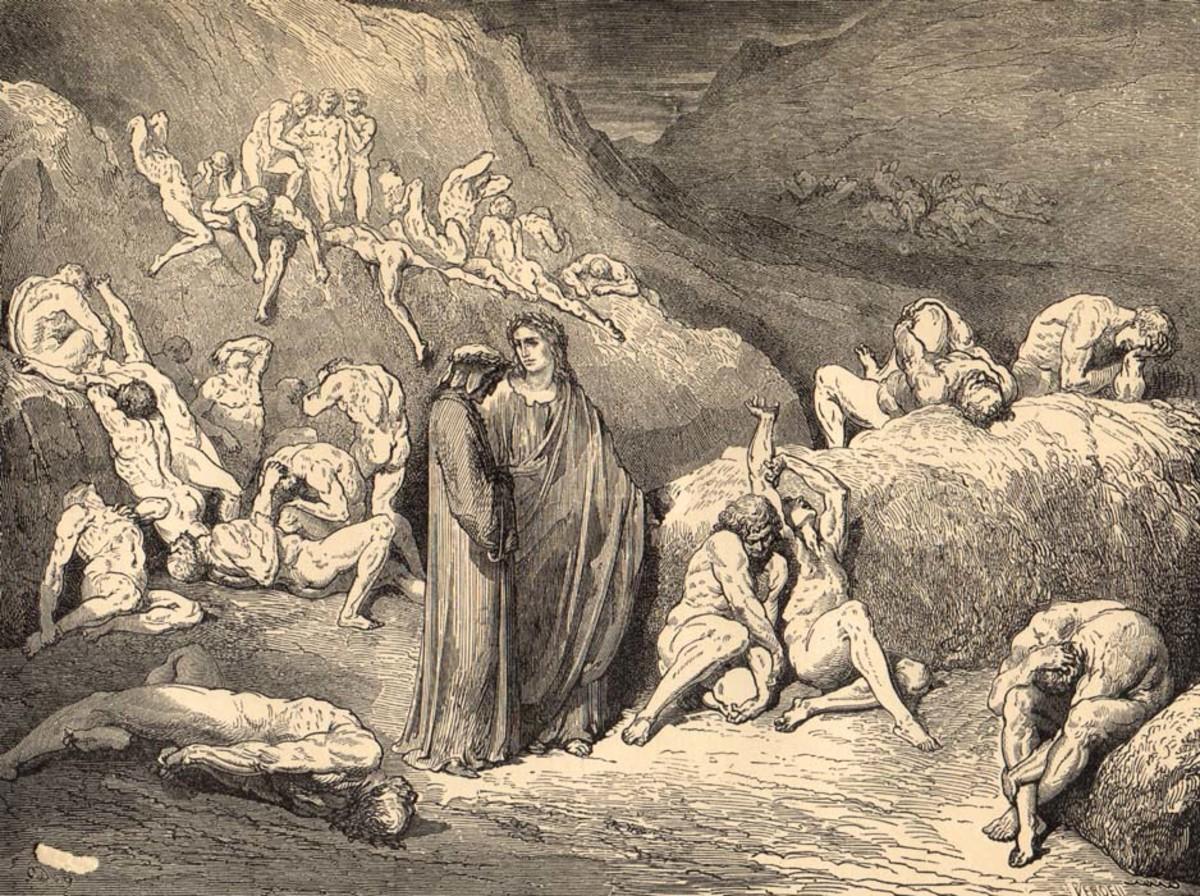 Dante's Inferno Circle 8