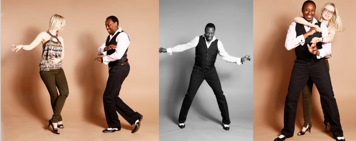 Salsa dancing is all about having fun! Don't be afraid or nervous if you make a mistake! Just smile and laugh it off because we're all just here to have fun and learn from our mistakes