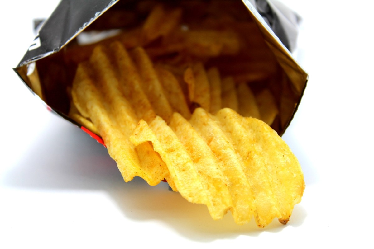 It's a myth you can' eat one potato chip.