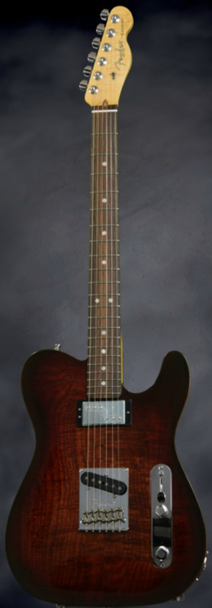 Select Telecaster HH