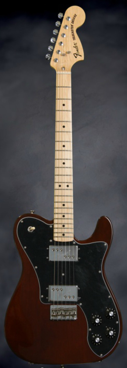 '72 Telecaster Deluxe