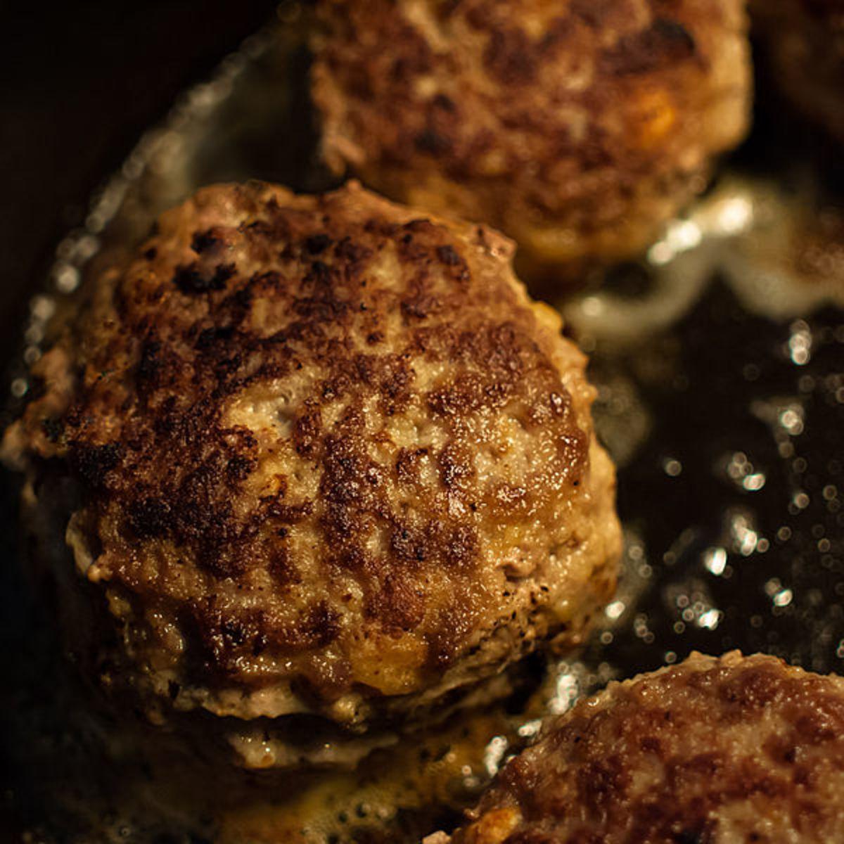 Yummy meatballs!