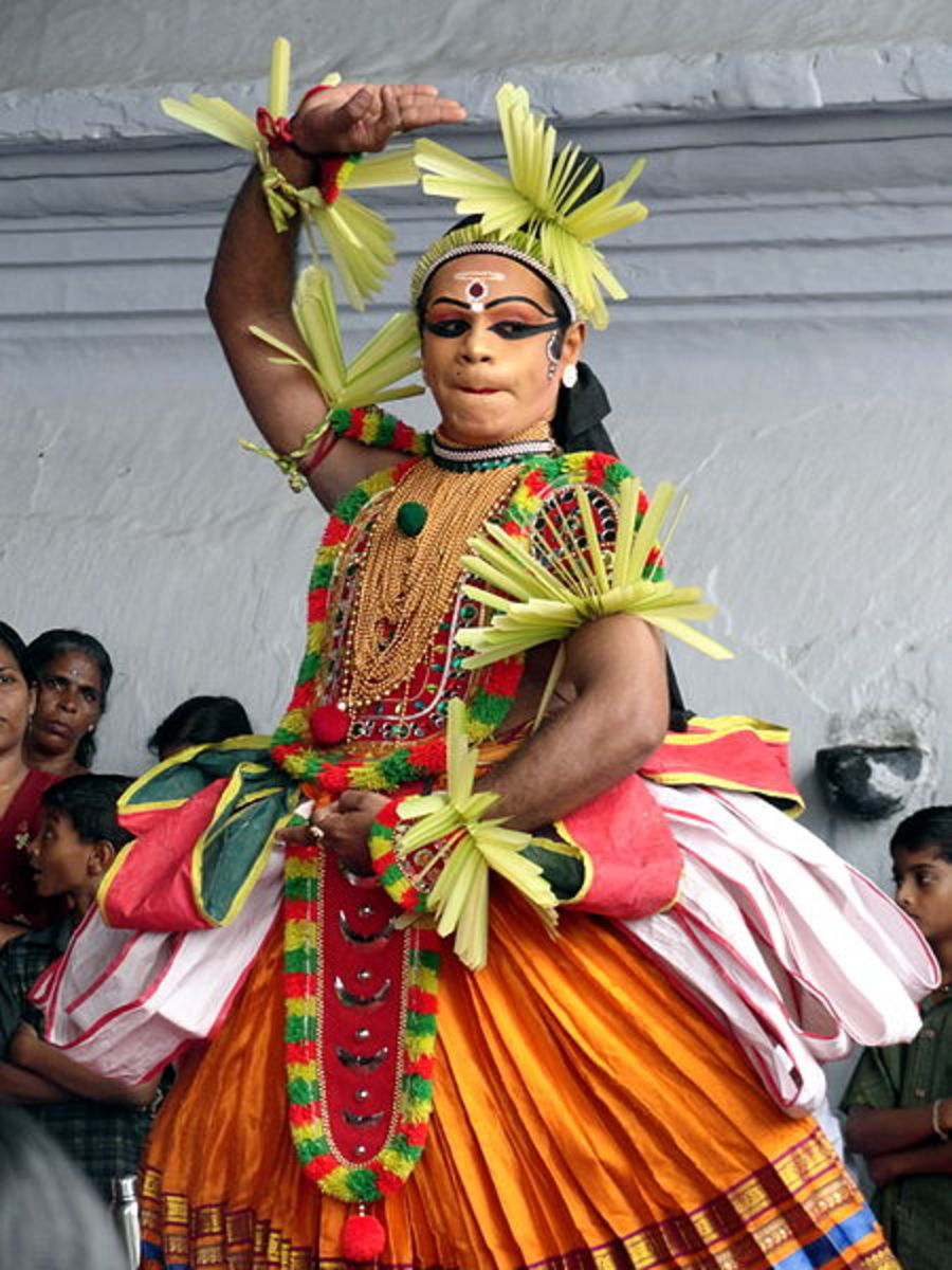 Seethankan Thullal