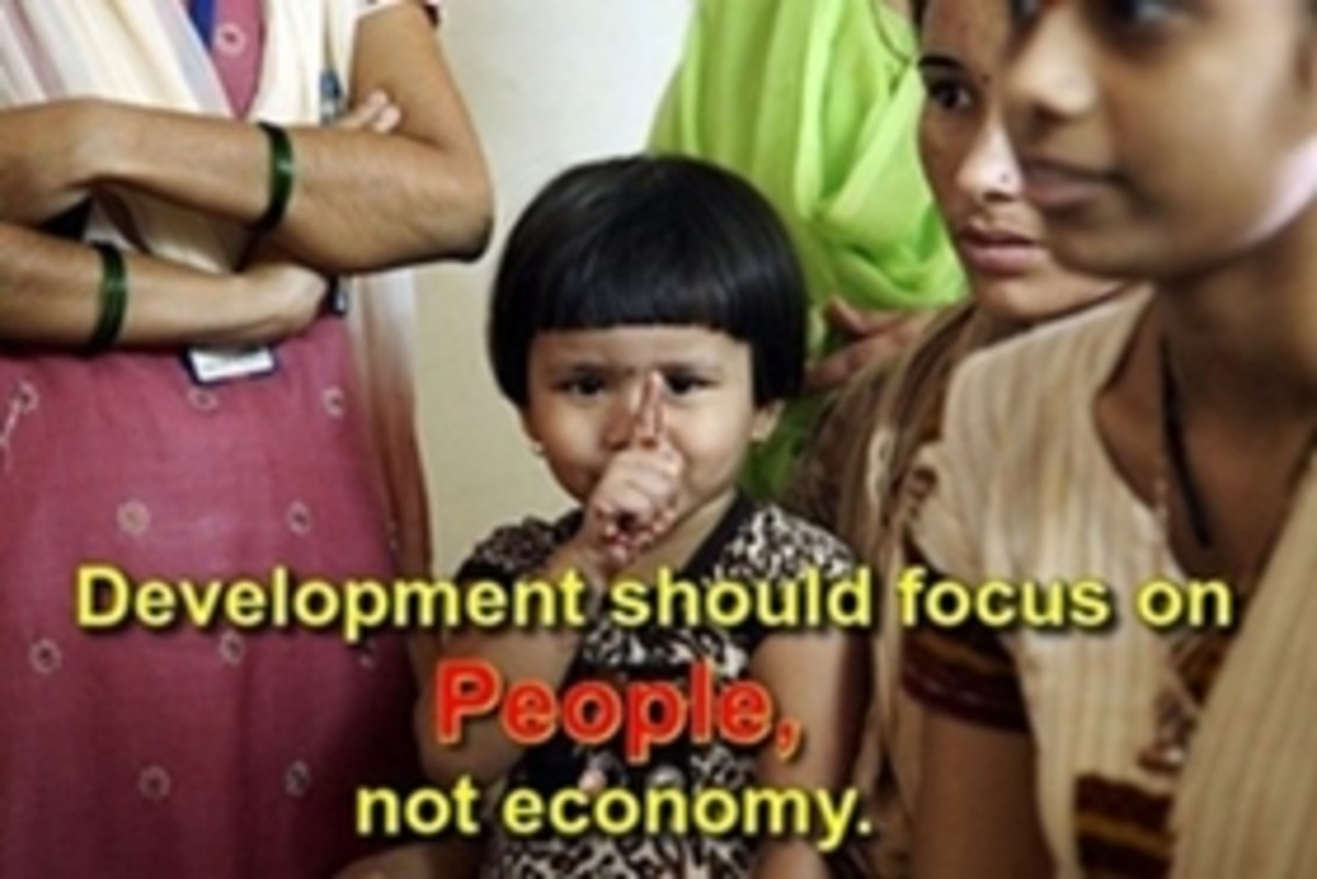 Amartya Sen's Capability Theory of Development and Poverty