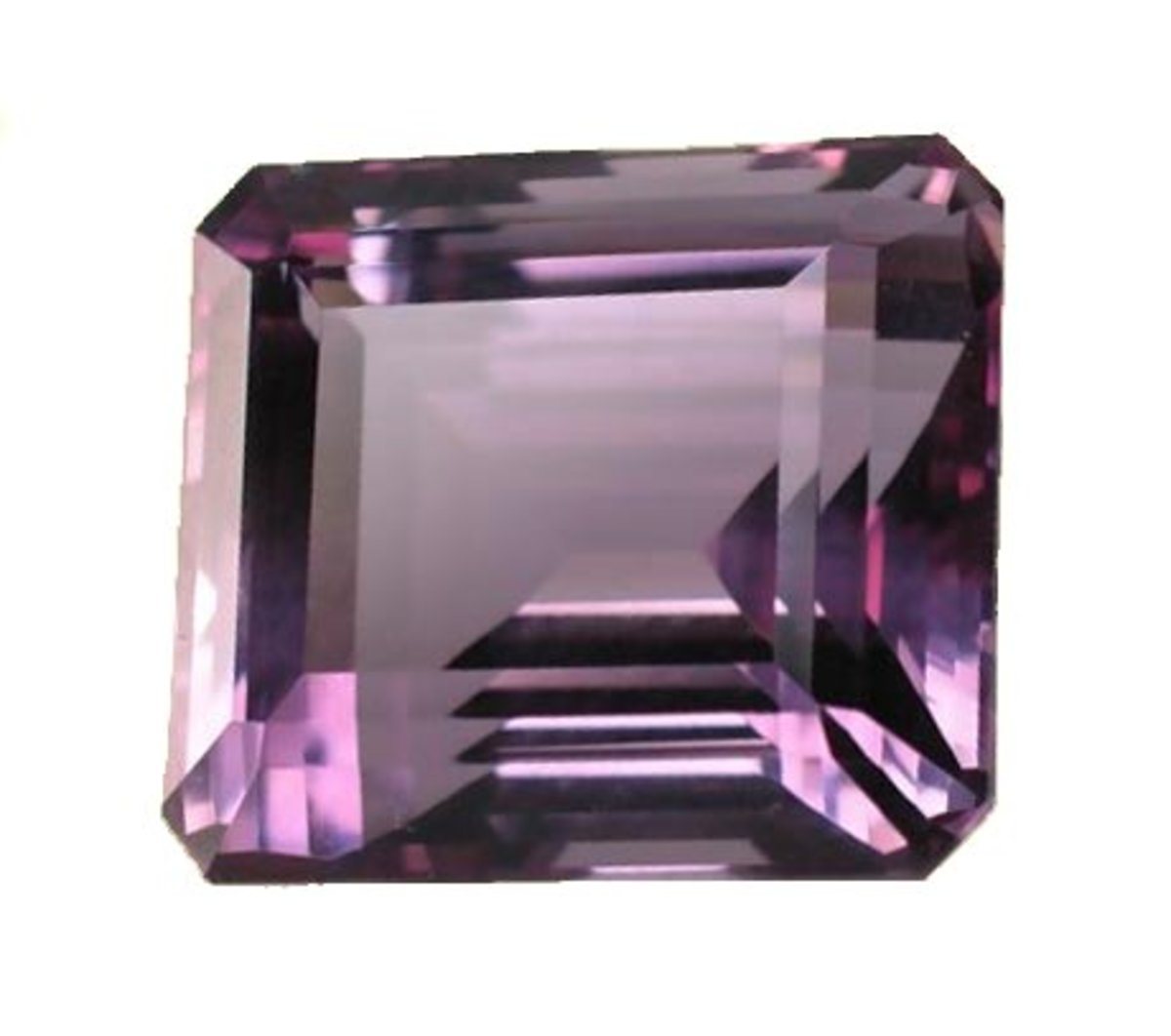 Amethyst, one of the five cardinal gems of antiquity