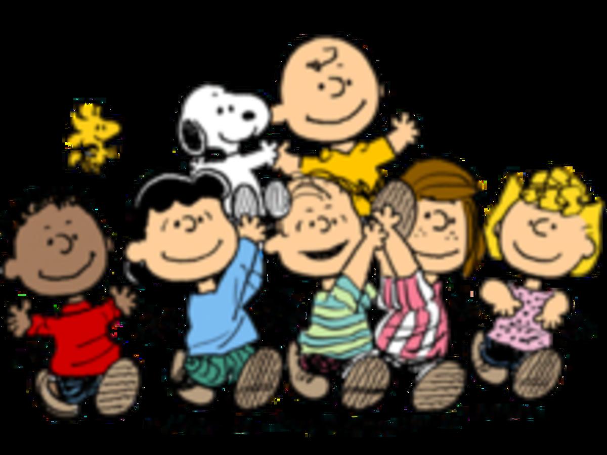 Peanuts Characters Wikipedia