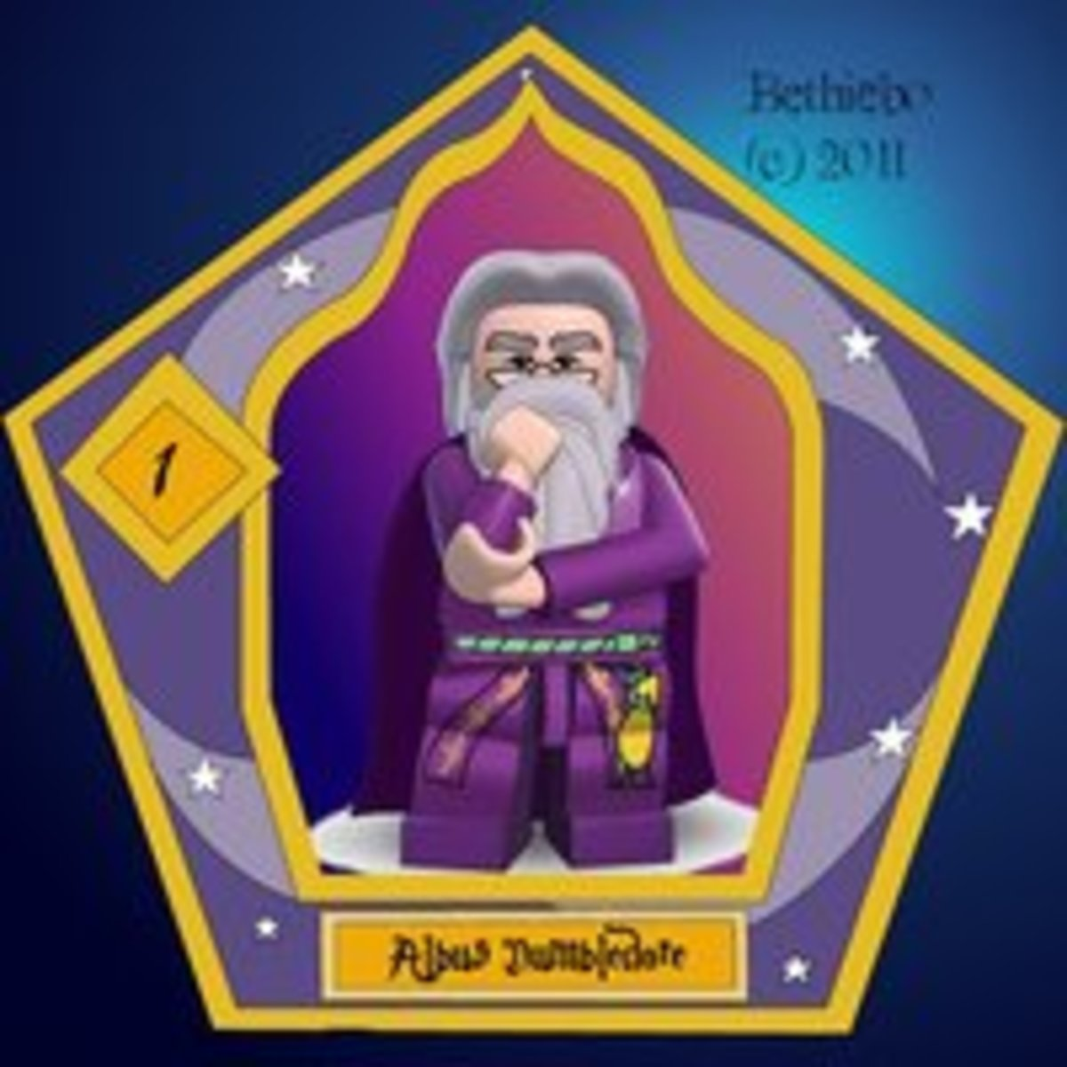 Descriptions of some famous wizards to help with english/literacy - Gandolf, Dumbledore, Harry Potter, Hermione Granger