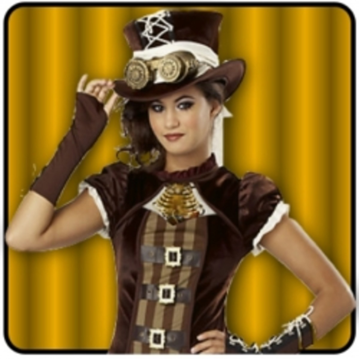 Steampunk Costumes for Halloween and Cosplay