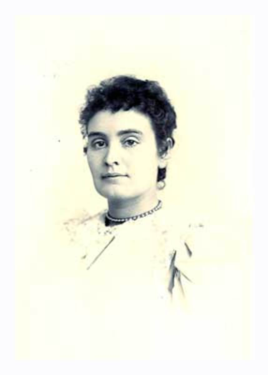 Anne Sullivan - the intrepid teacher of Helen Keller