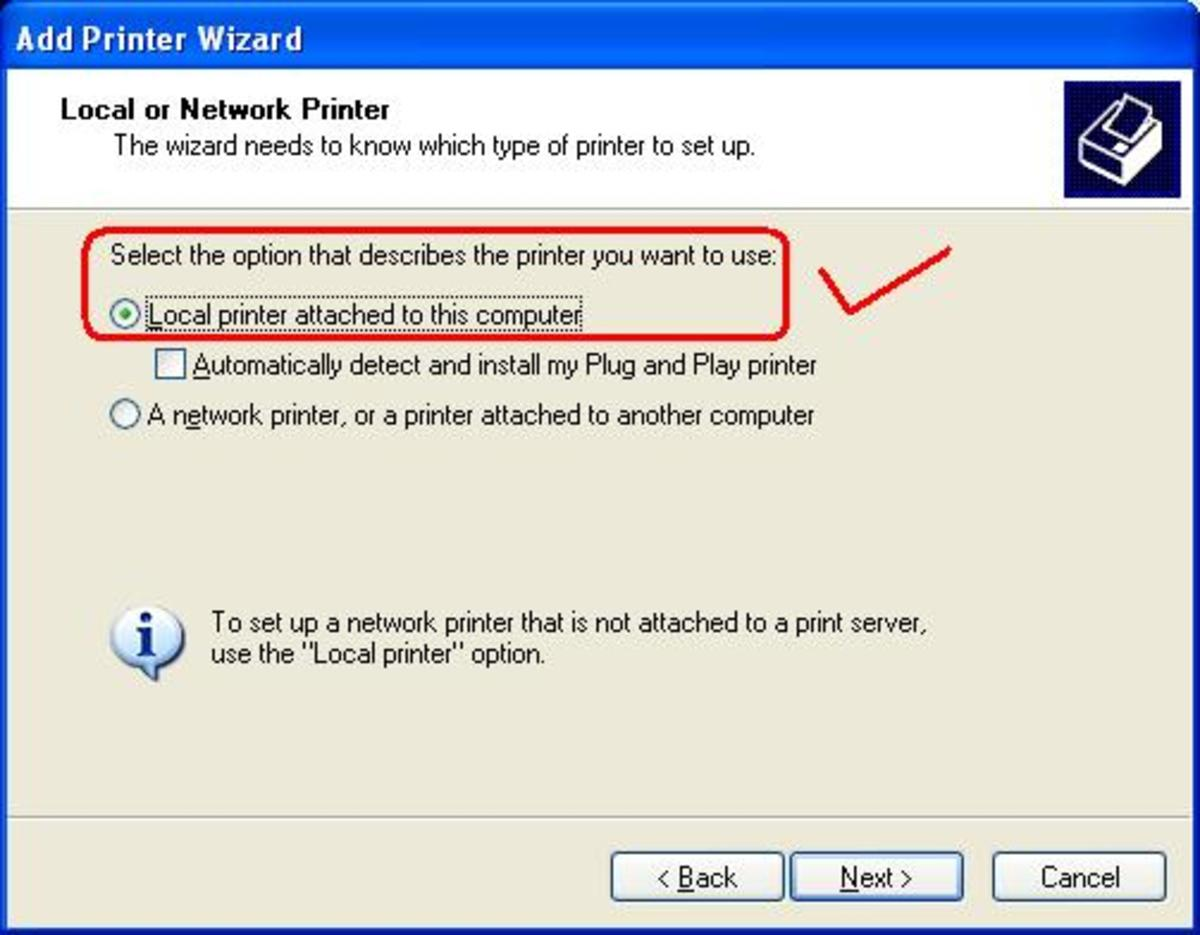 how to delete a printer port on windows 7
