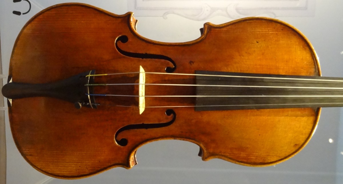 The Serdet Stradivarius 1666.