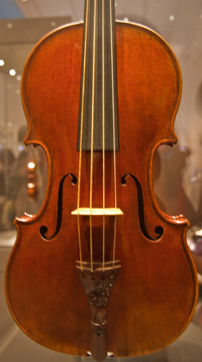 Lady Blunt violin made by Antonio Stradivari in 1721