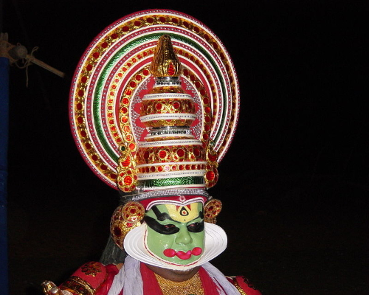 Kathakali : Performance, Mudras, Music, Musical Instruments, and Artists