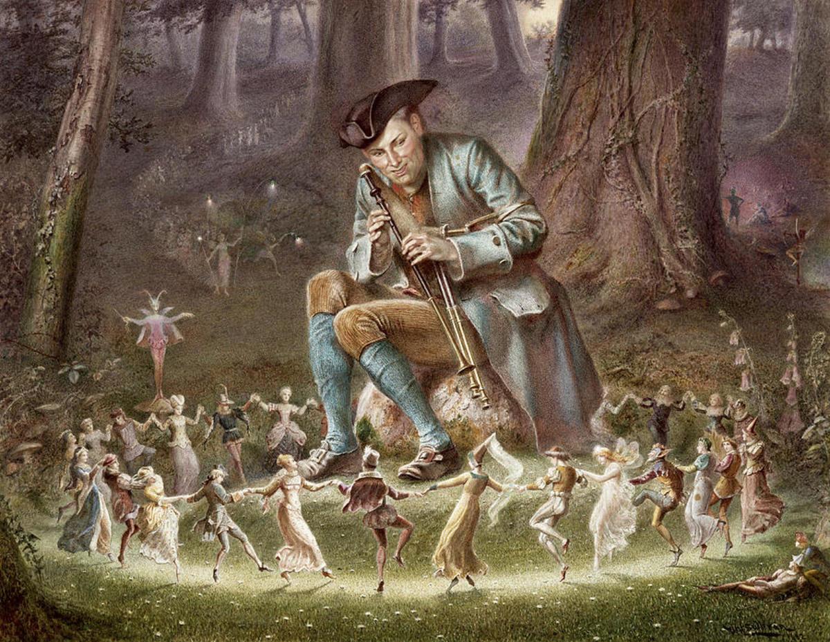 The Fairies are Afoot! - Modern Fairy Beliefs