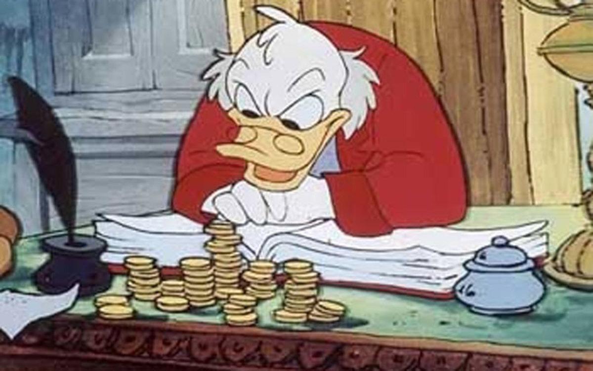 I think Mr Duck is Dutch ;-)