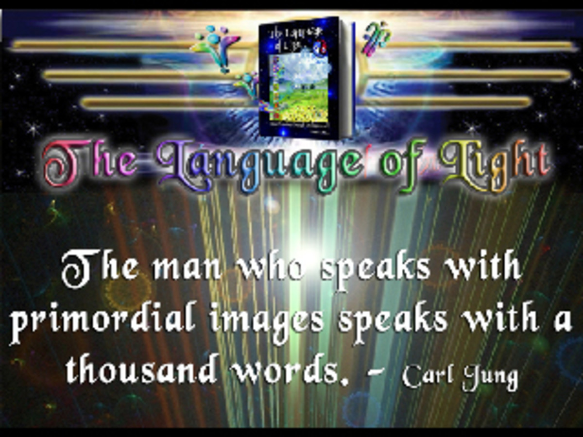 The Language of Light - workbook