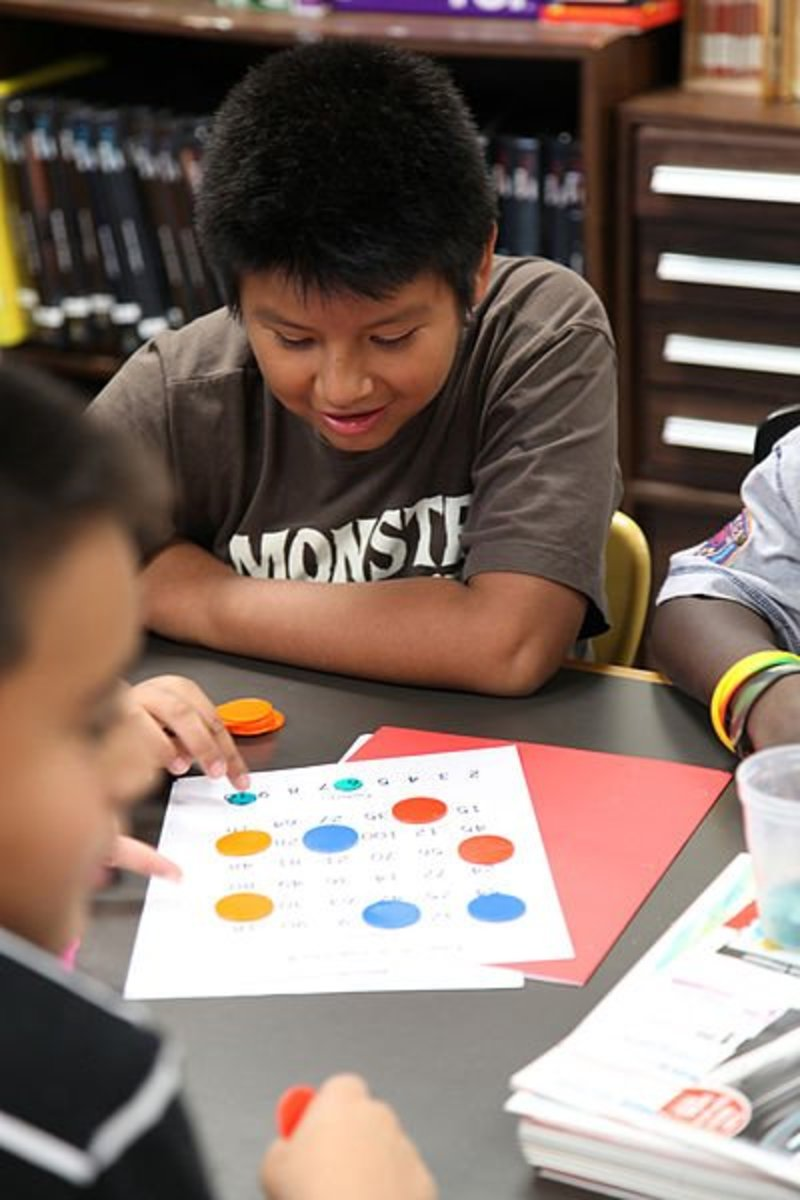 Keeping Children Interested in Math Requires Using a Variety of Strategies