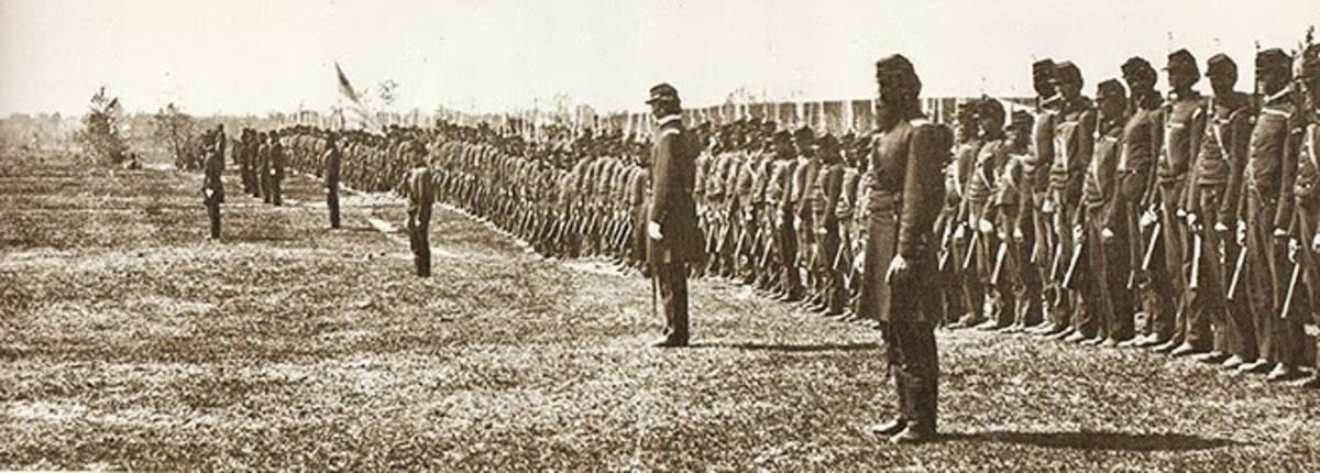 American Civil War Life: Filling the Ranks – Order of Battle: The Regiment/Battalion