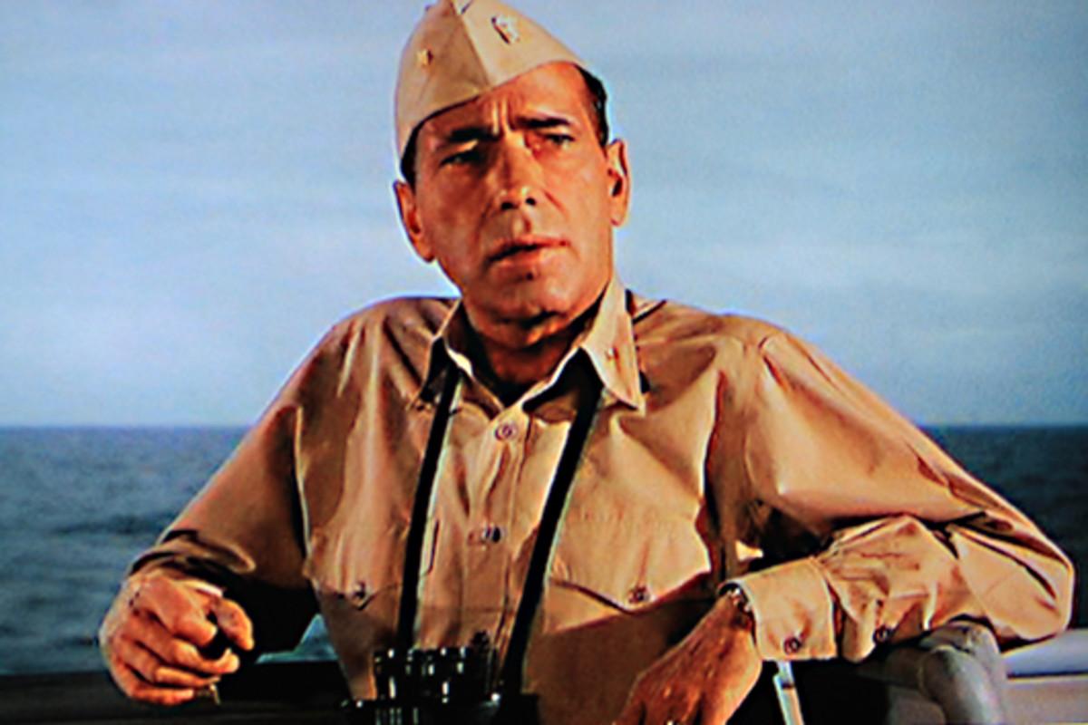 Oscar nominee Humphrey Bogart