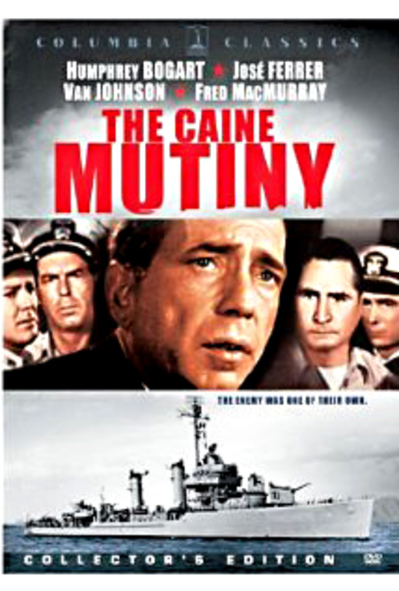 Film Review - The Caine Mutiny (1954)