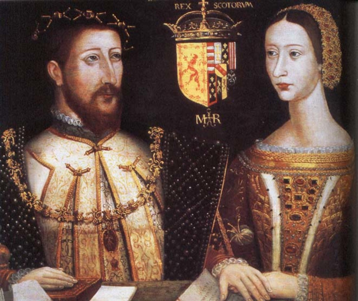 Margaret Tudor supported the marriage of James V to Mary of Guise