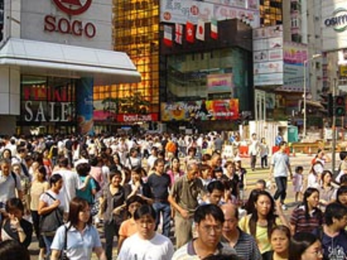 Population Growth Policy in China