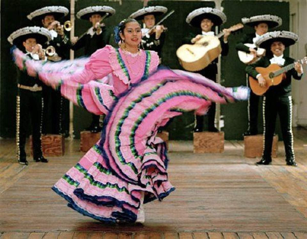 Mariachi band, music, song and dance - Mexico's exquisite culture