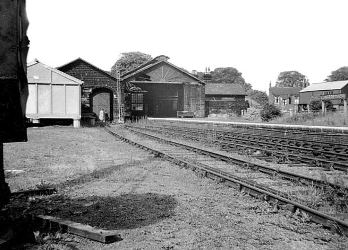 The last passenger services have run to and from Guisborough, debts had built to ten times income on the branch after ironstone mining had been discontinued in the late 1950s, mines closed between Guisborough and Loftus