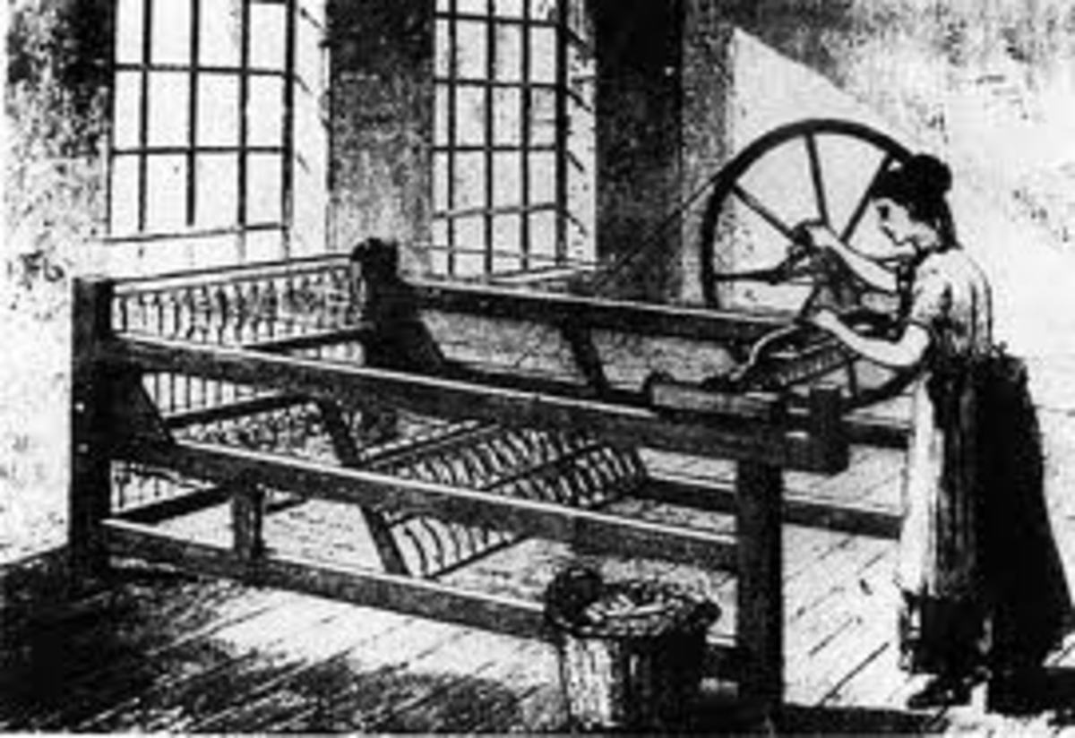 Inventions During Industrial Revolution In Britain
