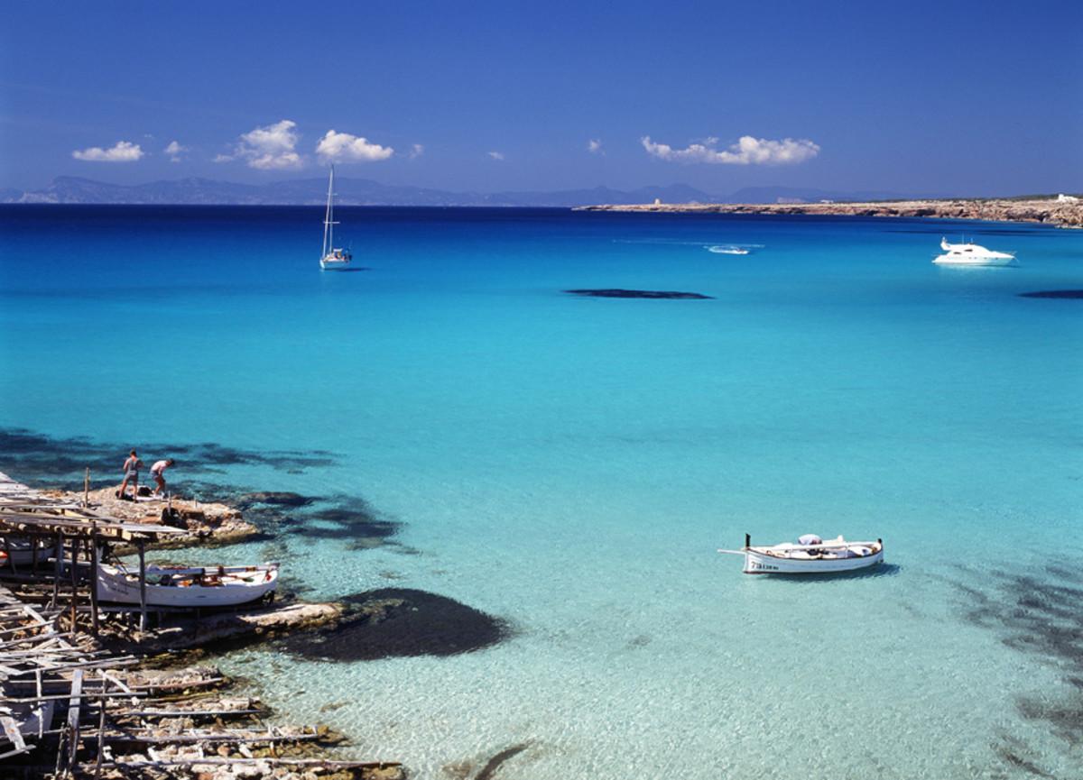 Calasaona Manfred, Formentera.