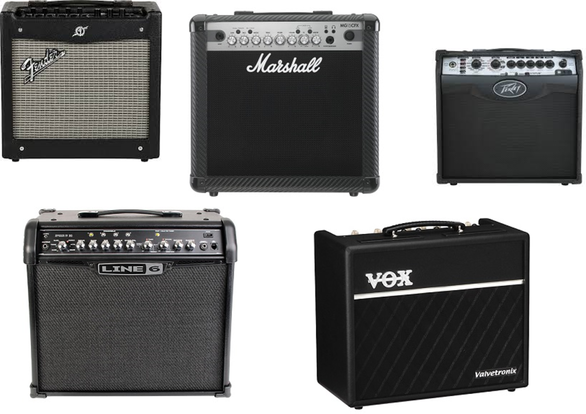 Top 5 Best Guitar Amps For Beginner (2016)