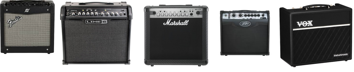 Five of the best guitar amps for beginner guitar players