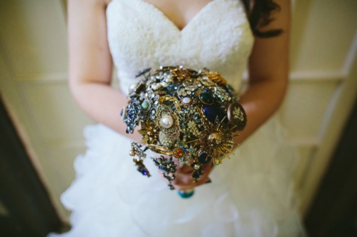 Bridal Bouquet, Photo by Mister Missus