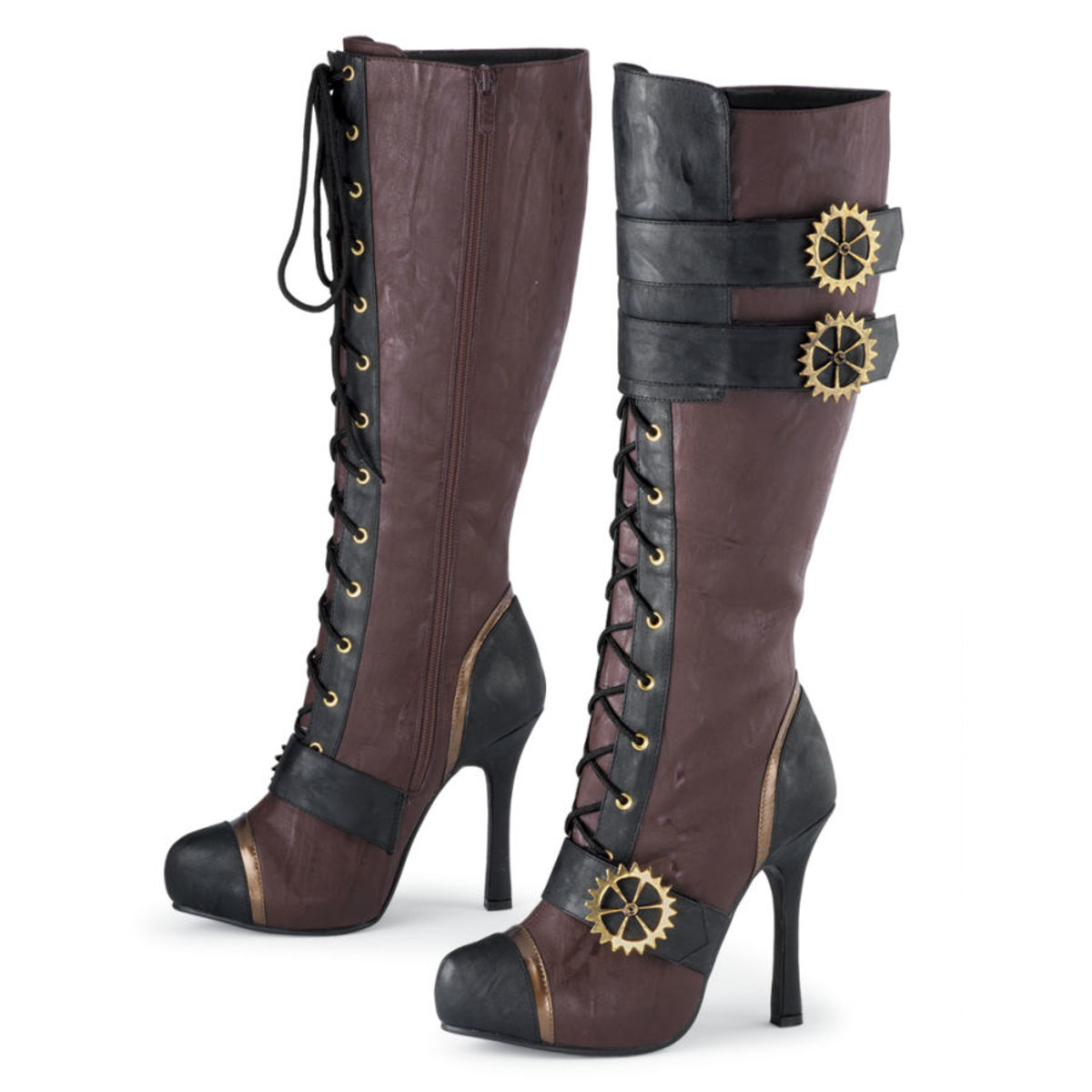 Steampunk Power Boots $90