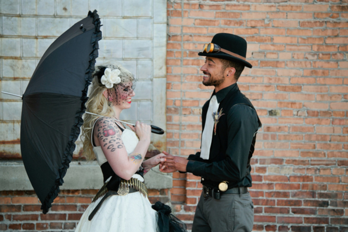 Storyboard Hub On Hosting A Steampunk Wedding